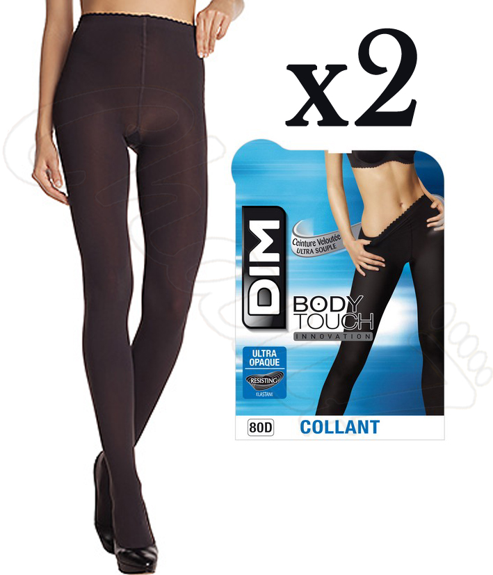 collant DIM body touch ultra opaque. Chargement