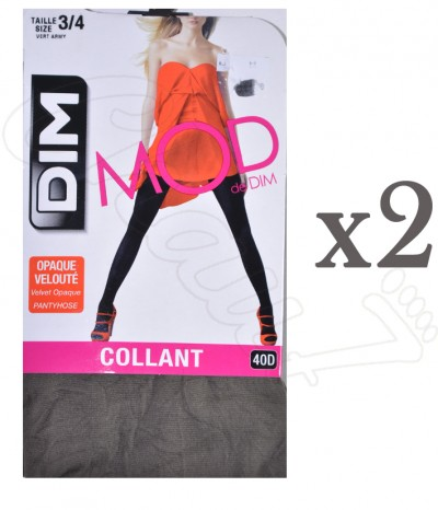 collants dim opaque veloute