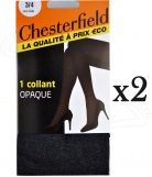 2 collants Chesterfield Opaque
