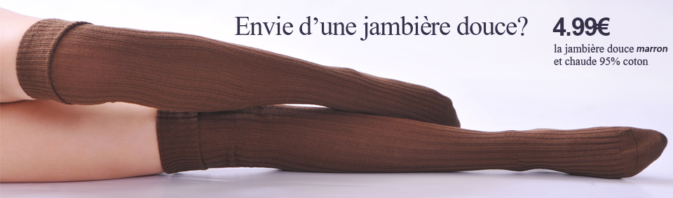 jambieres douce